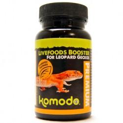 Pokarm 75g Gekon Lamparci Komodo Booster for Leopard Geckos