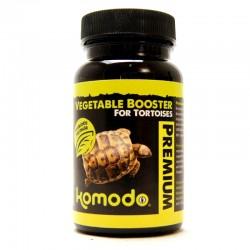 Pokarm 75g Suplement Witaminy Żółw Stepowy Lamparci Grecki Czerwonolicy Pustynny Komodo Premium Vegetable Booster for Tortoises
