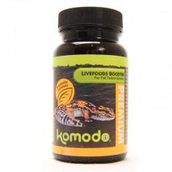 Pokarm 75g Suplement Witaminy Gekon gruboogonowy Komodo Premium Lifefood Booster for Fat Tail Gecko