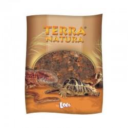 Podłoże Kora M Terrarium Gady Jaszczurka Wąż Żółw Lolo Pets Terra