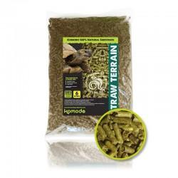 Podłoże 10L glebowe Wąż Żółw Agama Gekon Gady Płaz Komodo Eco Terrain