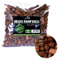 Podłoże 5l 500g Tropikalne zrąbki kokosa Terrarium Gady Terrario Negro Rainforest