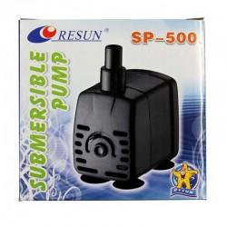 Terrarium pompa oczko wody wodospad basen akwarium Resun Mini Pump 200l/h - mikro pompa wody