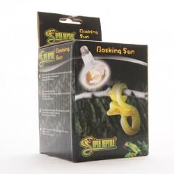 Lampa grzewcza dzienna UVA 50W Pyton Wąż Terrarium Super Reptile Basking-Sun 50W