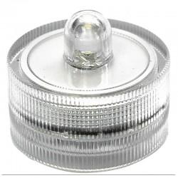 Mini podświetlenie LED Biały Terrarium Las Słoiku Electro Star Lighting - Mini LED śnieżno-biały