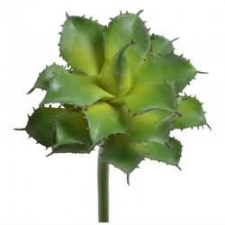 Agawa sztuczna roślina do dekoracji i budowy wystroju terrarium Tropical Terra
