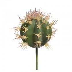 Kaktus kula sztuczna pustynna roślina do dekoracji i budowy wystroju terrarium Tropical Terra