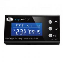 Sterownik RINGDER DTC-120 Temperatury i Oświetlenia z płynną regulacją
