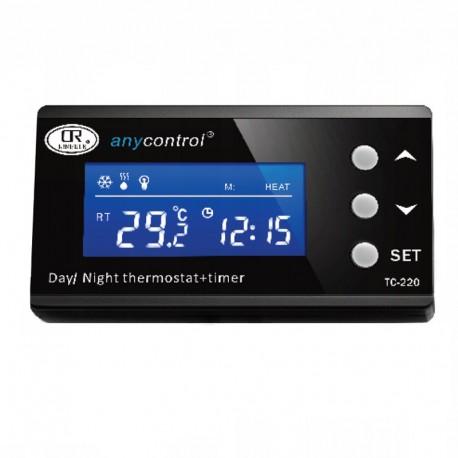 Sterownik  RINGDER TC-220 Temperatury i Oświetlenia