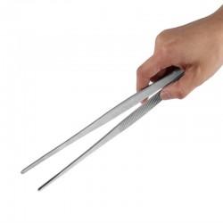 Pęseta terrarystyczna 25cm prosta Hobby Tool | Tropical Terra™