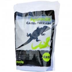 Jadalny piasek dla gadów 4kg White - Komodo CaCo3 Sand | Tropical Terra™