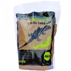 Jadalny piasek dla gadów 4kg Carmel - Komodo CaCo3 Sand | Tropical Terra™