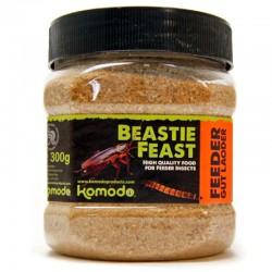 Pokarm dla karmówki - Komodo Beastie Feast 300g