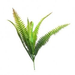 Paprotka Paproć sztuczna roślina do dekoracji terrarium