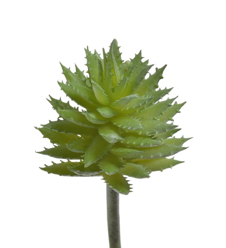 agawa górska - dekoracyjna sztuczna roślina do aranzacji terrarium