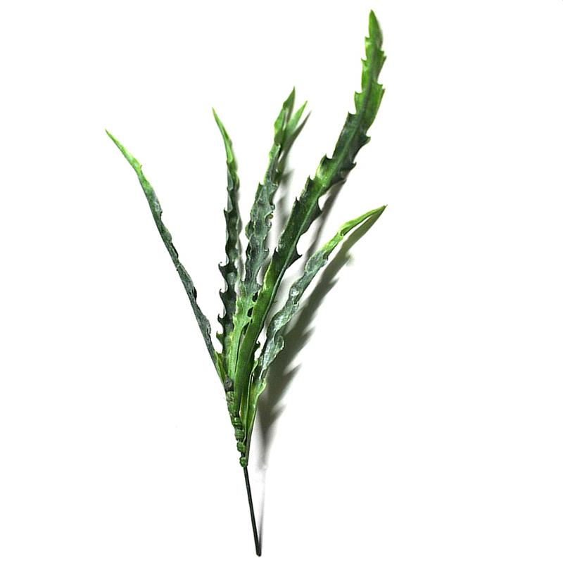 ostrokrzew - dekoracyjna sztuczna roślina do aranżacji terrarium