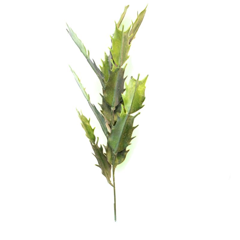 Kaktus szlumbergera - dekoracyjna sztuczna roślina do aranżacji terrarium